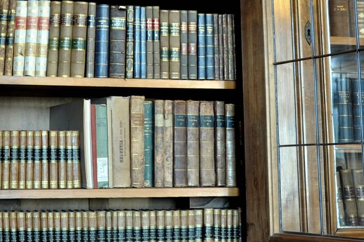 alcuni libri del fondo
