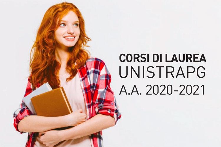 corsi di laurea 2020-2021