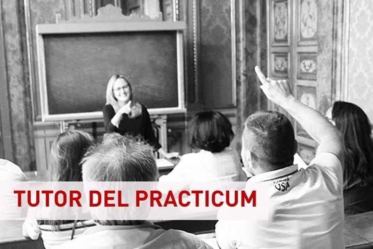Tutor del practicum - studenti in aula