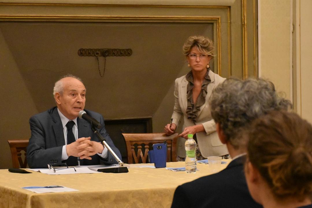 Riccardo Campa - Seminario: L'elegia letteraria argentina: Jorge Luis Borges e Ernesto Sabato