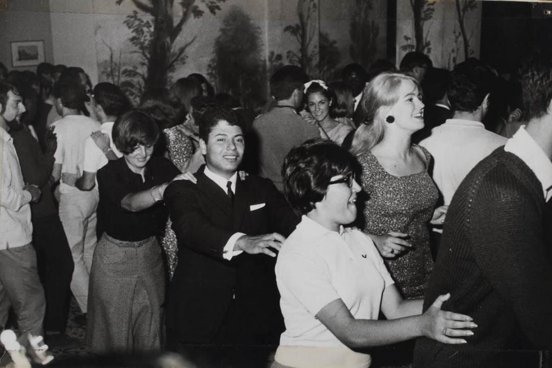 studenti durante una festa