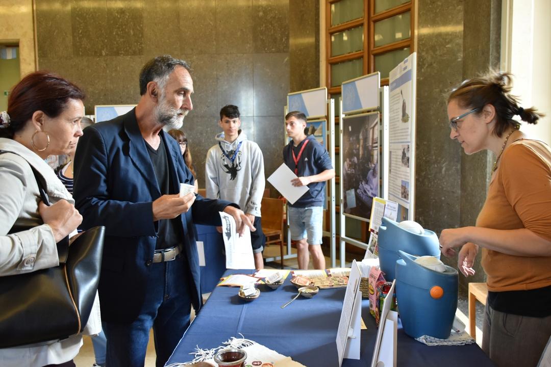 Expo Argentina all'Università per Stranieri di Perugia 30-31 maggio 2017