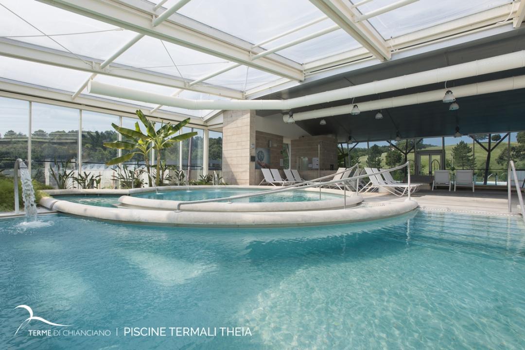 piscina delle Terme di Chianciano