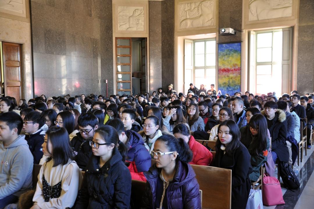 foto dei festeggiamenti del capodanno cinese