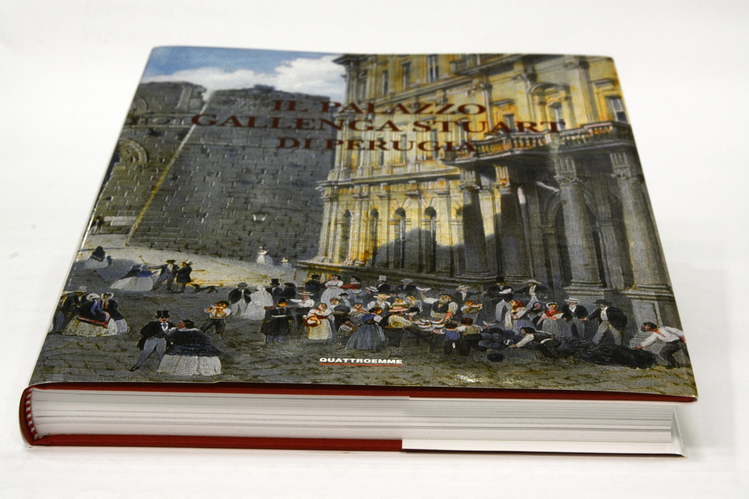 "BOOK ""The Gallenga Stuart Palace of Perugia"""