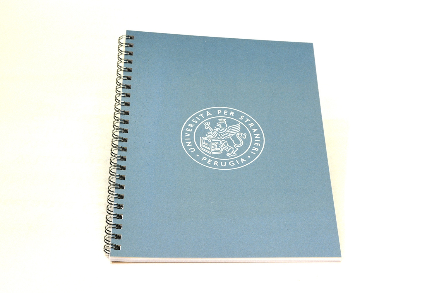 NOTEBOOK WITH SPIRAL