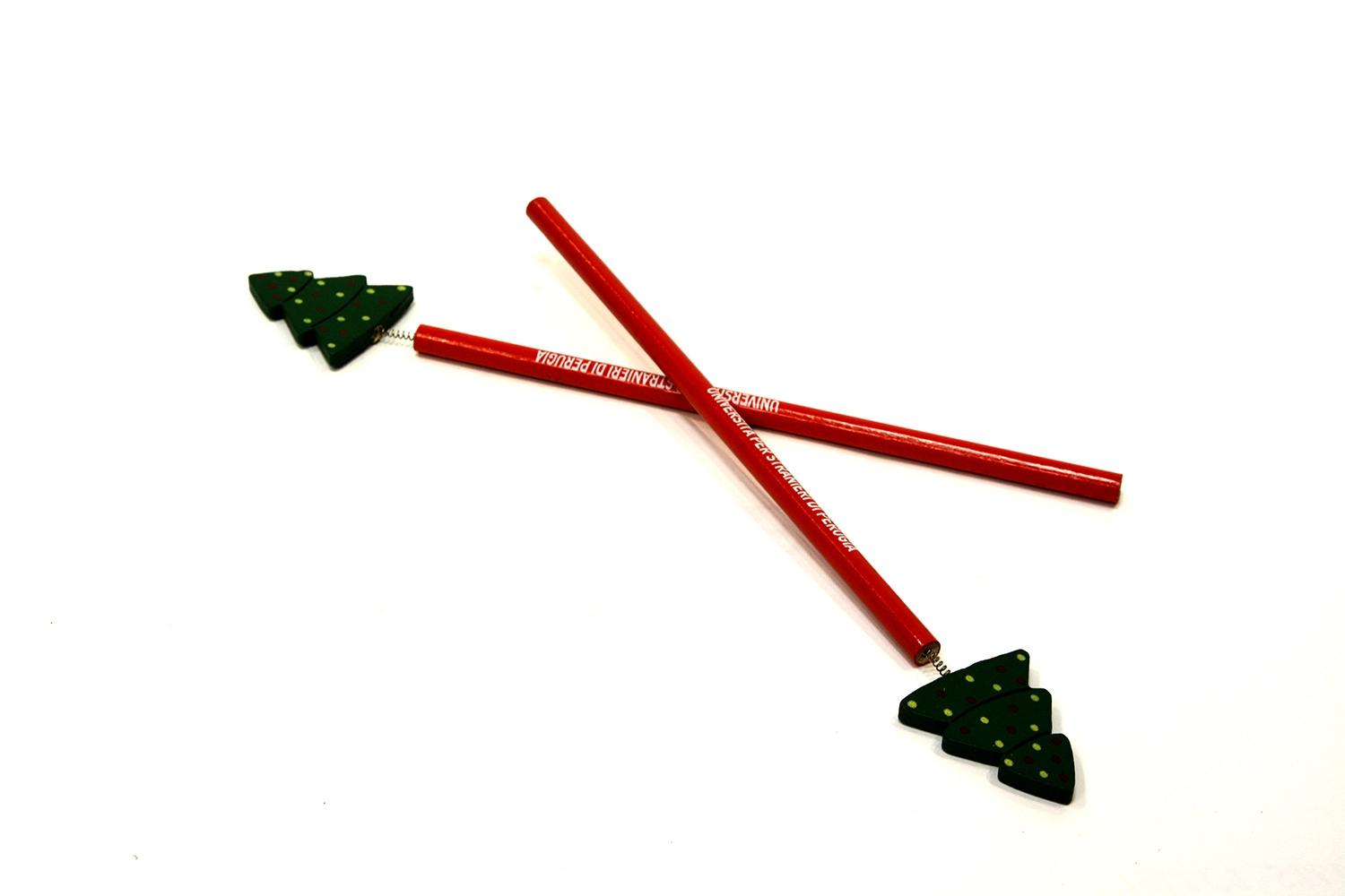 CHRISTMAS TREE PENCIL